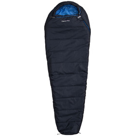CAMPZ Trekker Pro Śpiwór szary/niebieski